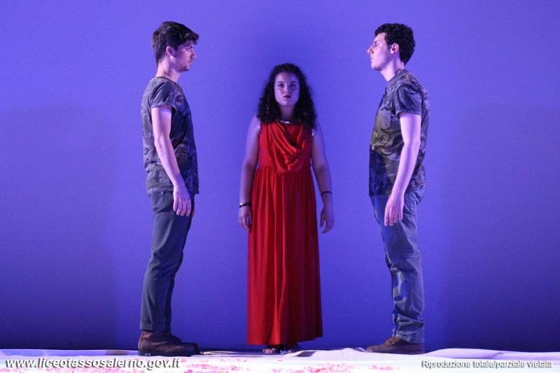 Coro Polifonico e Laboratorio Teatrale 2012