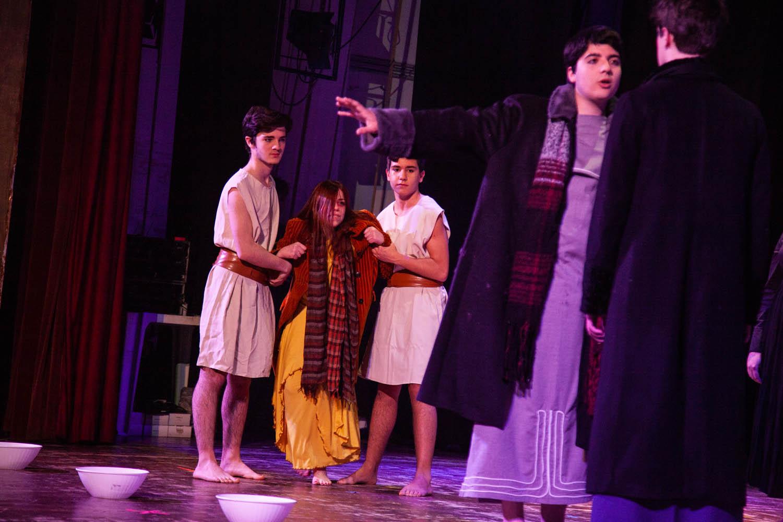 Laboratorio Teatrale: Oggi Edipo a Colono. 21/5/2019 – Teatro Augusteo