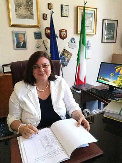 DS Carmela Santarcangelo